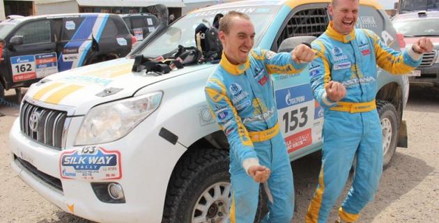 """Курс на """"Дакар"""". Как штурман Astana Motorsports Игнат Фальков готовится к знаменитому ралли"""