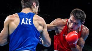 Алимханулы дебютный бой на профи-ринге проведет против экс-соперника Головкина