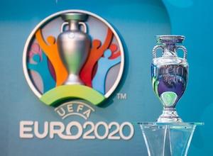 Представлен официальный логотип Евро-2020