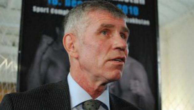 В любительском боксе придумали бизнес, поэтому там беспредел - Демьяненко-старший