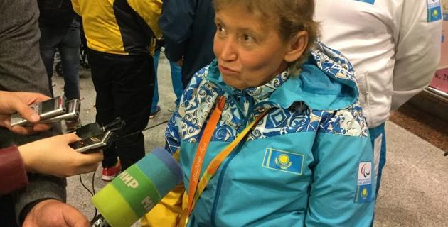 """Победа сразу не пришла. Она шла 25 лет до меня - Габидуллина о """"золоте"""" Паралимпиады в Рио"""