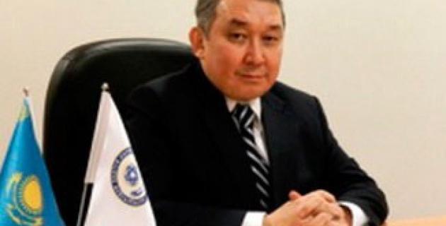 Назначен генеральный секретарь Федерации футбола Казахстана