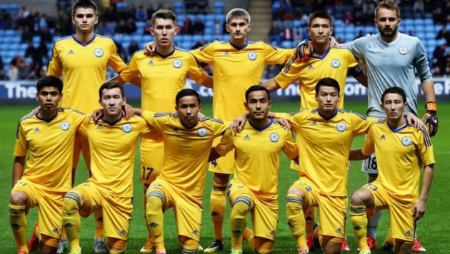 Молодежная сборная Казахстана объявила состав на отборочные матчи Евро-2017