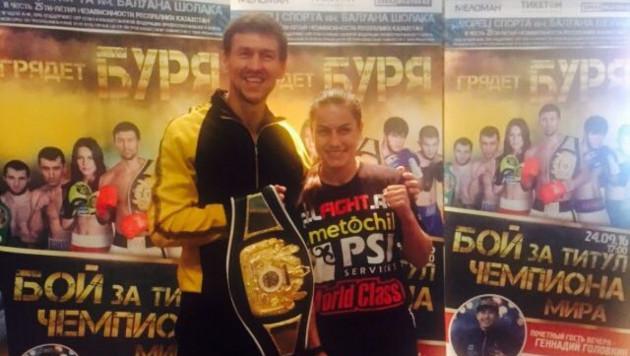 """Телеканал """"Хабар"""" покажет в прямом эфире вечер бокса в Алматы"""