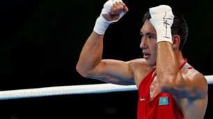 Буду биться до конца и сделаю все, чтобы одержать победу в дебютном поединке на профи-ринге - Алимханулы
