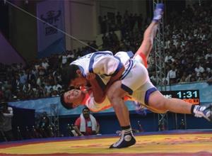 Казахстанцы завоевали пять золотых медалей на чемпионате мира по қазақ күресі