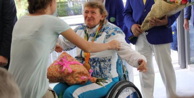 Меценаты построят дом для паралимпийской чемпионки Зульфии Габидуллиной