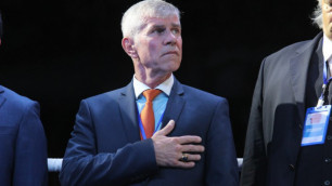 Соперник Акбербаева почувствовал, что может получить настоящий нокаут, и решил по-киношному сдаться - Виктор Демьяненко