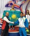 На международном турнире по таеквондо среди юниоров и кадетов Казахстан завоевал пять золотых медалей