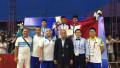 Сборная Казахстана по муайтай завоевала пять медалей на пляжных Азиатских играх