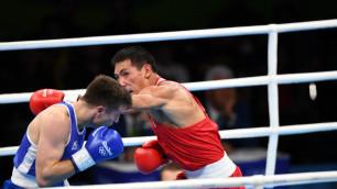Соперник Алимханулы на Олимпиаде-2016 получил строгий выговор за ставки на бои Игр