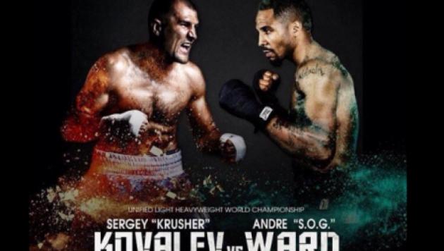 Ковалев будет боксировать с Уордом так же, как он делал это с Хопкинсом - Абель Санчес