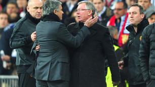 """Моуринью попросил дать Фергюсону больше полномочий в """"Манчестер Юнайтед"""""""