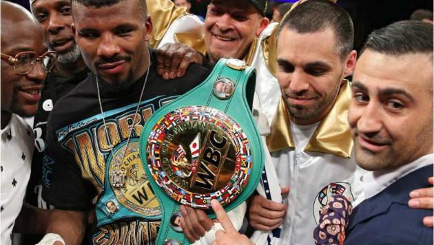 Чемпион WBC во втором среднем весе заявил о желании провести бой с Головкиным