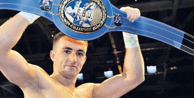 Немецкий боксер рассказал о победе над Головкиным