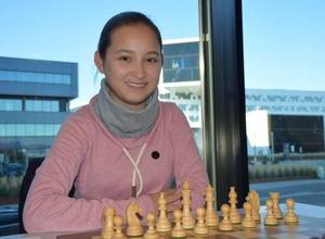 Жансая Абдумалик стала третьей на турнире по шахматам в Норвегии