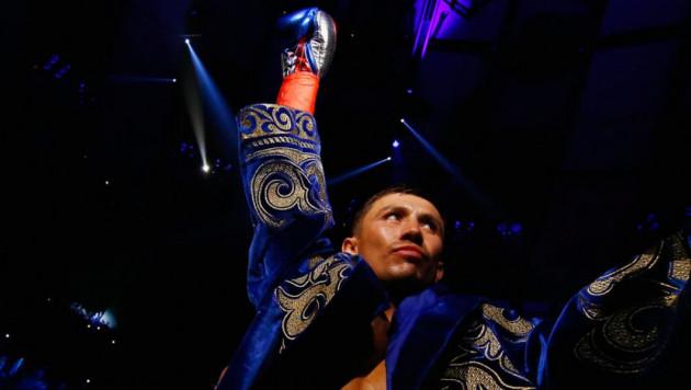 Forbes поставил Головкина на второе место в списке самых прибыльных боксеров в Pound-For-Pound