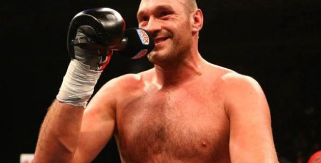 Британский совет по контролю за боксом приостановил лицензию Тайсона Фьюри
