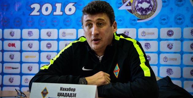 """Мы не хотели, чтобы """"Астана"""" оформила чемпионство в Алматы - Кахабер Цхададзе"""