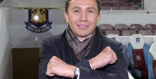 Геннадий Головкин больше не выйдет на ринг в этом году