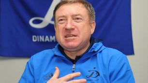 """Бывший тренер """"Тобола"""" возглавил самый титулованный клуб Грузии"""