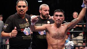 Российский боксер Абеля Санчеса проведет третий бой за титул чемпиона мира