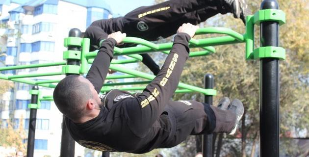 В Алматы открылись еще пять спортивных площадок от НОК РК