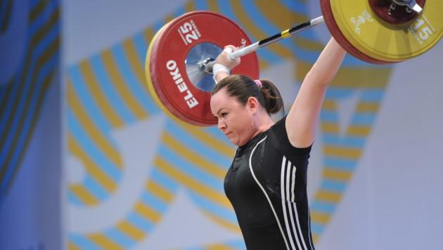 Казахстанская тяжелоатлетка получит бронзовую медаль Олимпиады-2012 из-за допинга соперниц