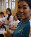 "Призер Олимпиады-2016 Дарига Шакимова провела урок ""Физкульт-Ура"""
