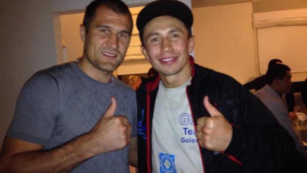 Боевая практика с Геной Головкиным помогла мне больше, чем остальное - Сергей Ковалев