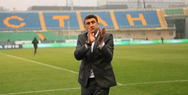 Я очень рад, что в Алматы мы ни одного официального матча не проиграли - Цхададзе