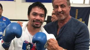 Пакьяо лучший боксер последних 60-70 лет. Он даже лучше, чем Рокки Бальбоа - Сталлоне