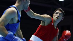 Жанибек Алимханулы после дебютной победы в профи поднялся на 761 строчку в рейтинге Boxrec