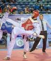 В Астане определились чемпионы Казахстана по таеквондо