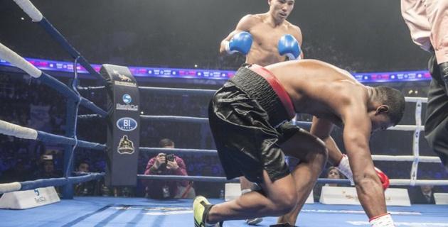 По пути Головкина. Как Алимханулы и еще 10 казахстанских боксеров дебютировали на профи-ринге