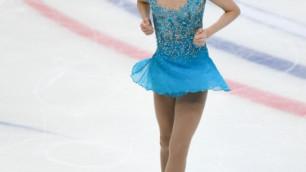 Казахстанка Турсынбаева стала пятой на московском этапе серии Гран-при по фигурному катанию