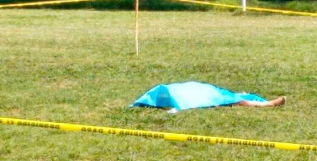 Появилось видео убийства мексиканского судьи на футбольном матче