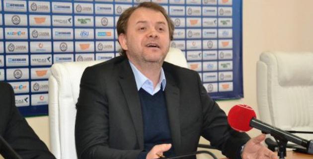 Васильева отстранили на время следствия - глава управления спорта Актюбинской области