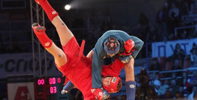 Казахстан планирует подать заявку на проведение чемпионата мира по самбо в 2018 году