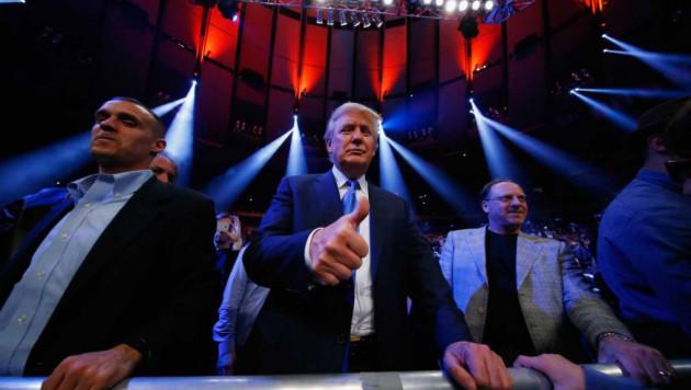 Что связывает нового президента США Дональда Трампа с Геннадием Головкиным и спортом