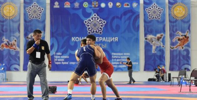В начале декабря в Алматы состоится финал Кубка Конфедерации
