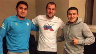 Нурсултанов дебютирует на профи-ринге в бою против экс-соперника Елеусинова