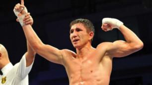 Я не знаю, на что способен соперник, но я буду боксировать в своем стиле - Мадияр Ашкеев