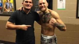 Мы знаем, что UFC оберегает Конора МакГрегора - отец Хабиба Нурмагомедова