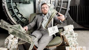 Конор МакГрегор заработал больше трех миллионов долларов за турнир UFC 205