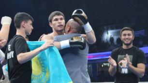 Казахстанский нокаутер Ахмедов проведет следующий бой в Польше