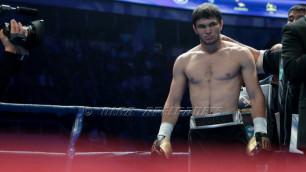 Боксером из Казахстана интересуются промоутеры Сауля Альвареса и Мэнни Пакьяо
