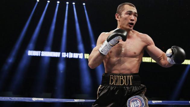 Бейбут Шуменов получит большую часть от промоутерских торгов боя с Юниером Дортиксом