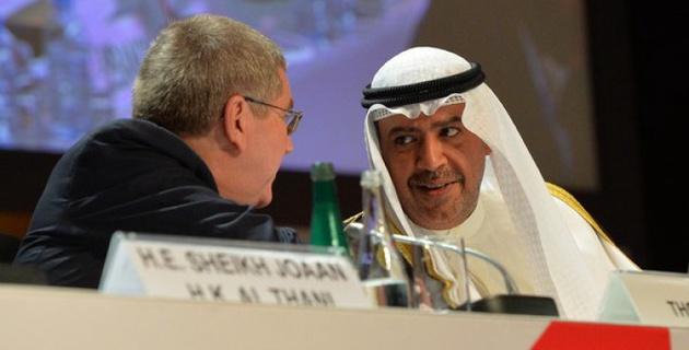 НОК Казахстана участвует в Генеральной ассамблее Ассоциации национальных олимпийских комитетов