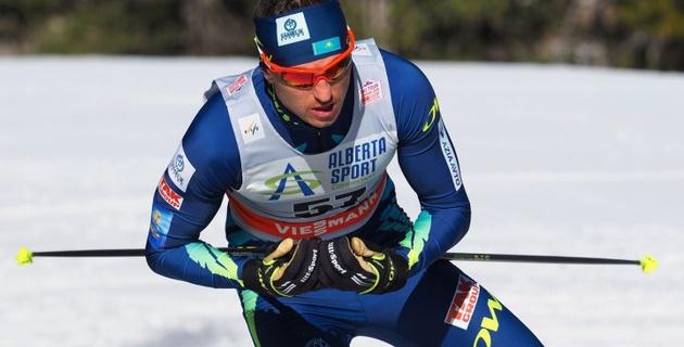Лыжник Алексей Полторанин стал бронзовым призером турнира в Финляндии